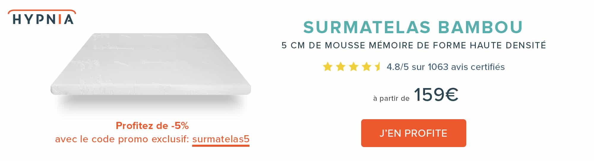 meilleur surmatelas 2018 test comparatif avis sur les tops produits. Black Bedroom Furniture Sets. Home Design Ideas